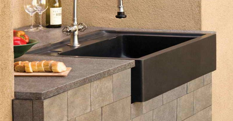 Outdoor Bars & Sinks