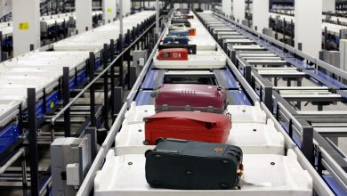 Commercial Baggage Handling Systems